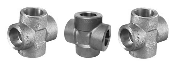 Forged Socket Weld Equal Cross Manufacturers & suppliers in India