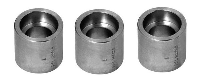 Forged socket weld full coupling dynamic forge fittings