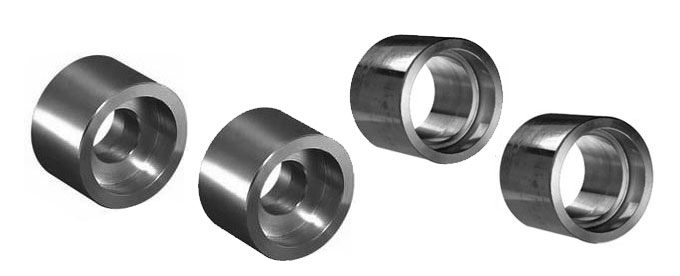 Forged Socket Weld Half Coupling Manufacturers & suppliers in India