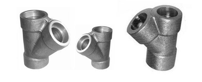Forged Socket Weld Lateral Outlet Manufacturers & suppliers in India