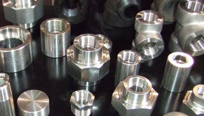 Inconel 800H Forged Fittings