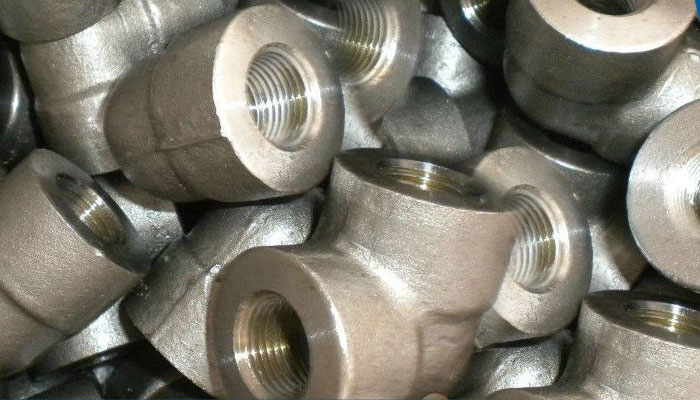Nickel 201 Forged Fittings