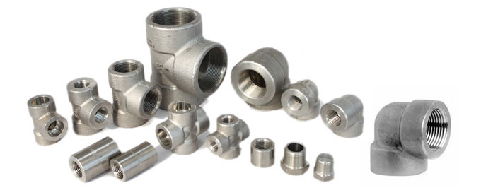 Threaded Fittings Manufacturers & suppliers in India
