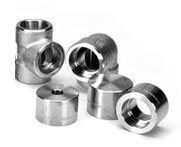 Stainless Steel Forged Socket Weld Unequal Cross