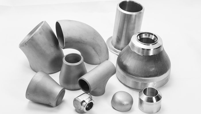 Ready stock of Titanium Pipe Fittings